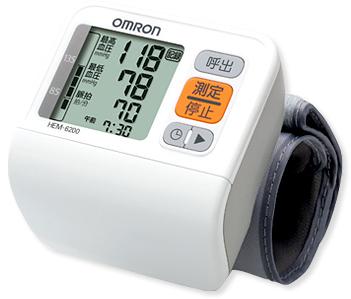 デジタル血圧計