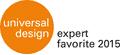 ユニバーサルデザイン Expert favorite 2015賞