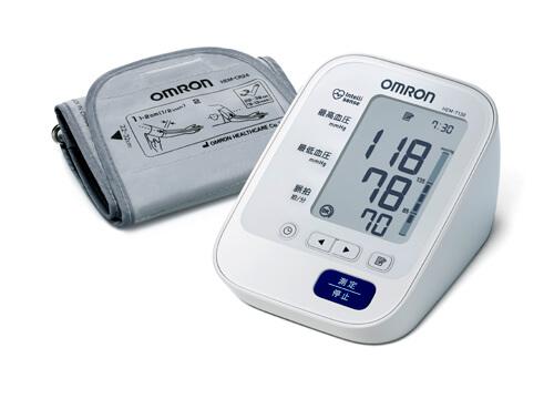 OMRON 上腕式血圧計 HEM-7130