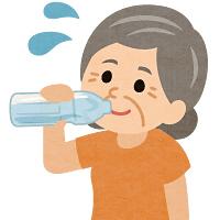 脱水症予防は「渇いてからでは遅い」の意識を徹底 | オムロン ヘルスケア