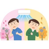 vol.201 急な温度変化による咳やぜんそくに要注意!寒暖差アレルギーの原因と対策